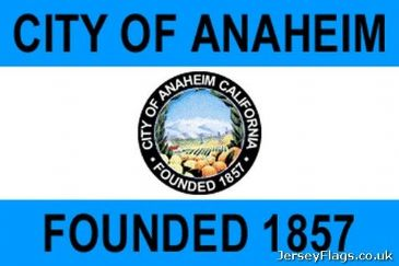 Anaheim  (Orange County) (California) (USA) (Variant) (1)